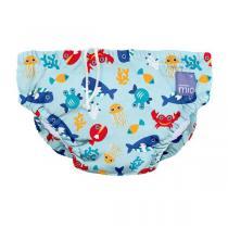 Bambino Mio - Couche de bain Deep sea - De 9 à 12 kg