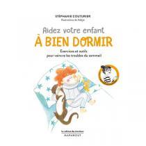 Editions Marabout - Livre Aidez votre enfant à bien dormir par S. Couturier