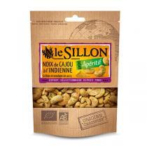 Le sillon - Noix de cajou à l'Indienne 100g