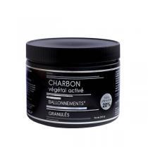 NutriVie - Charbon végétal activé granules 200g