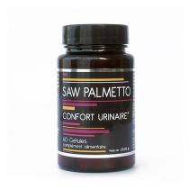 NutriVie - Saw Palmetto confort urinaire 60 gélules