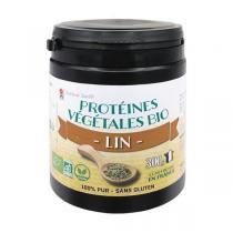 Vecteur Santé - Protéines de Lin bio 300 G