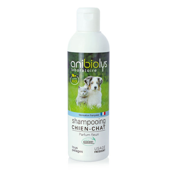 Anibiolys - Shampooing chien et chat 250ml