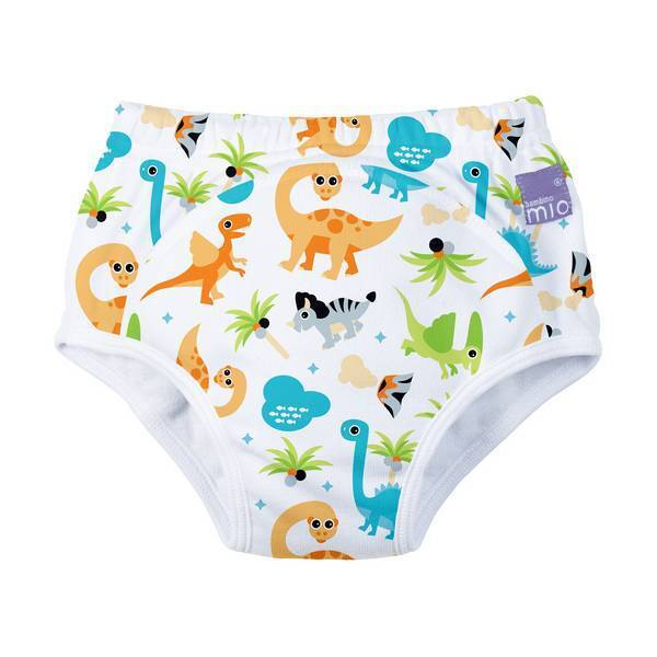Bambino Mio - Culotte d'apprentissage lavable Dino - 16 kg et plus