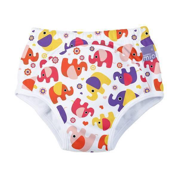 Bambino Mio - Culotte d'apprentissage lavable Eléphant - 16 kg et plus