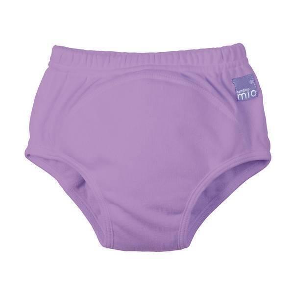 Bambino Mio - Culotte d'apprentissage lavable Lilas - De 13 à 16 kg