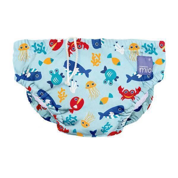Bambino Mio - Couche de bain Deep sea - De 7 à 9 kg