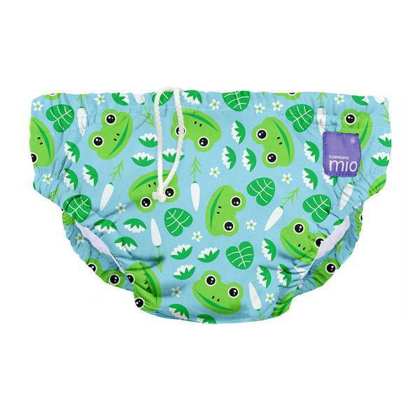 Bambino Mio - Couche de bain Grenouille verte - De 9 à 12 kg