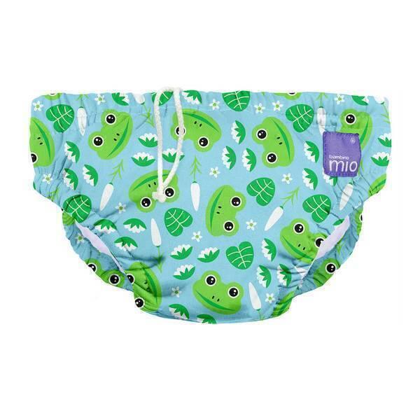 Bambino Mio - Couche de bain Grenouille verte - De 12 à 15 kg