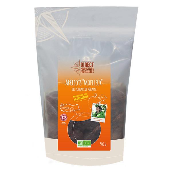 Direct producteurs Fruits secs - Abricots moelleux des plateaux de Malatya Bio - 500gr