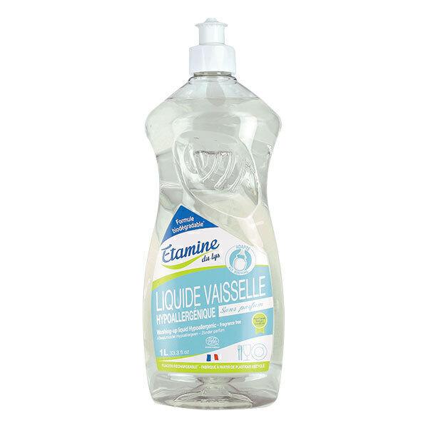 Etamine du Lys - Liquide vaisselle hypoallergénique 1 litre