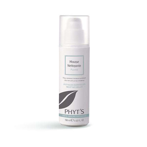 Phyt's - Mousse nettoyante pureté 160ml