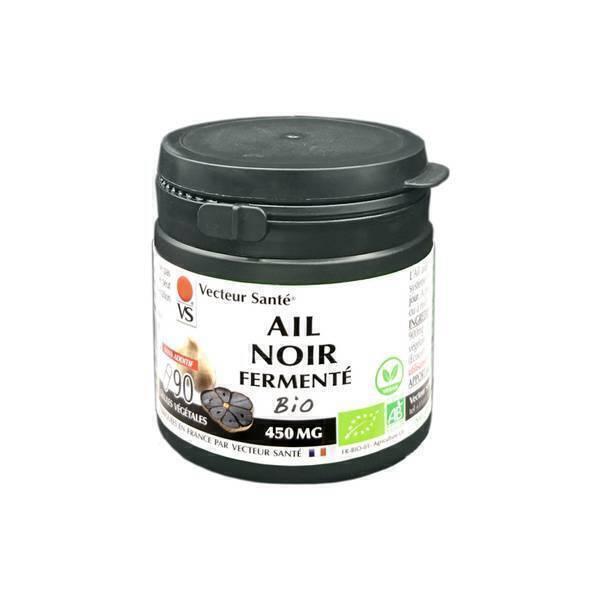 Vecteur Santé - Ail noir fermenté bio 90 gélules