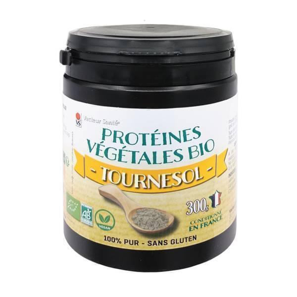 Vecteur Santé - Protéines de Tournesol bio 300 G