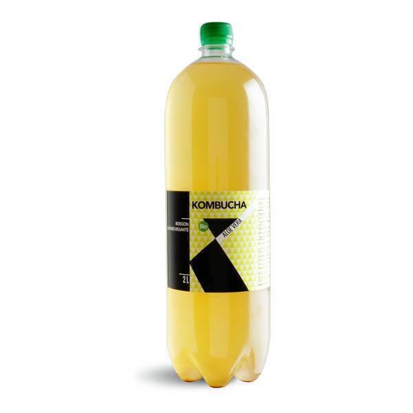 Vegetal Water - Kombucha Aloe vera bio 2L
