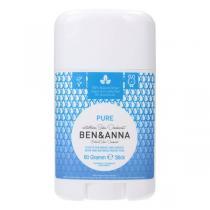 Ben & Anna - Déodorant naturel pure stick 60g