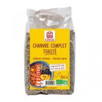 Celnat - Graines chanvre toasté 250g