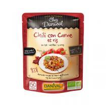 Danival - Chili con carne et riz - 250g