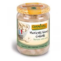 Danival - Haricots blancs cuisinés en bocal - 530g