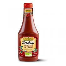 Danival - Ketchup souple au sucre de canne - 560g