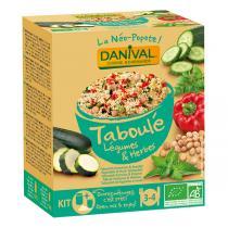 Danival - Taboulé légumes et herbes - 620g