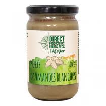 Direct producteurs Fruits secs - Purée d'amandes blanches 300g
