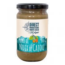 Direct producteurs Fruits secs - Purée de noix de cajou 300g