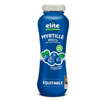 Elite Naturel - Pur Jus de Myrtille Bio 200ml