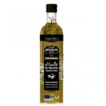 Emile Noel - Huile d'Olive Nouvelle Récolte BIO 2018 - 0,75 L
