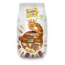 Grillon d'or - Céréales Mix mop's miel-chocolat - 300g