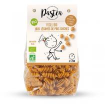 Pastéa - Pack Fusilli aux pois chiches 250g x 2