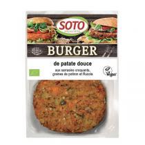 Soto - Burger de patate douce 2 x 80g