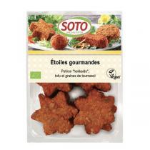 Soto - Etoiles gourmandes 4 x 62,5g