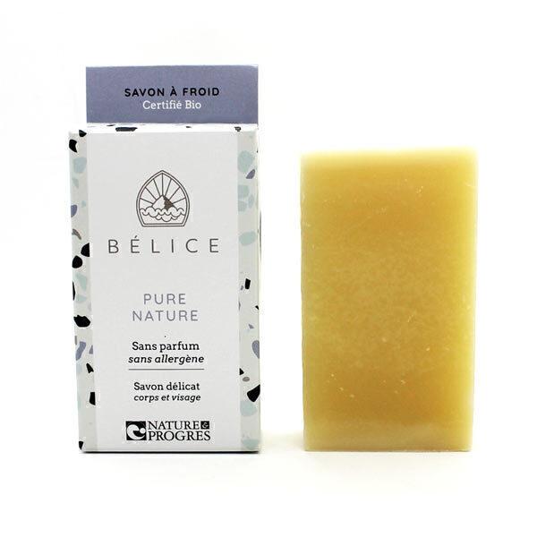 Belice - Savon Pure nature - Olive et karité 100g
