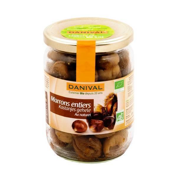Danival - Marrons entiers - 320g