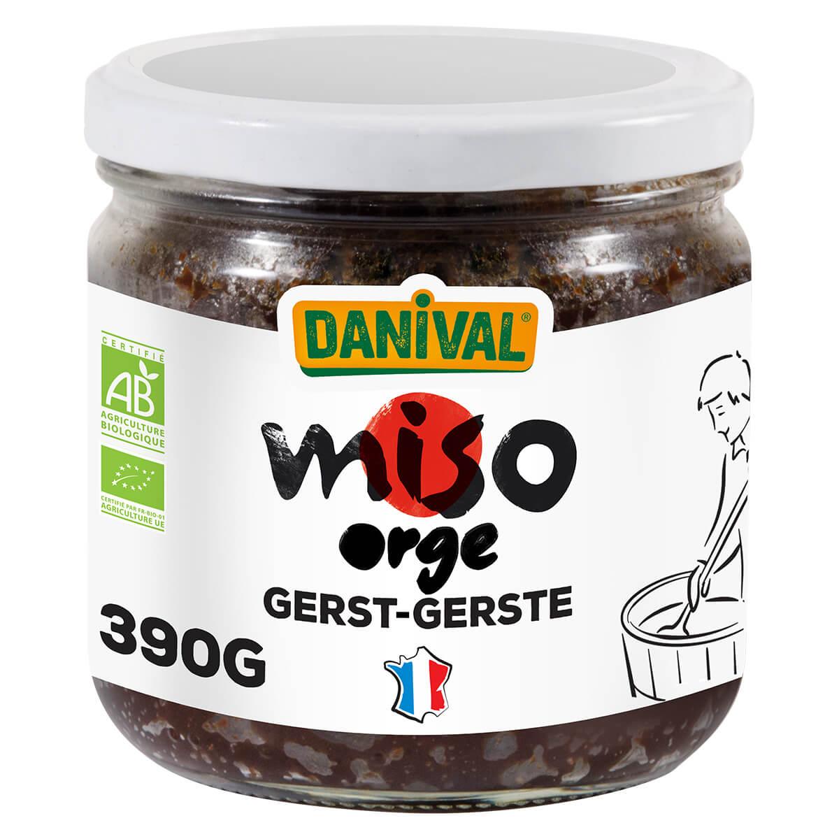 Danival - Miso Orge - 390g