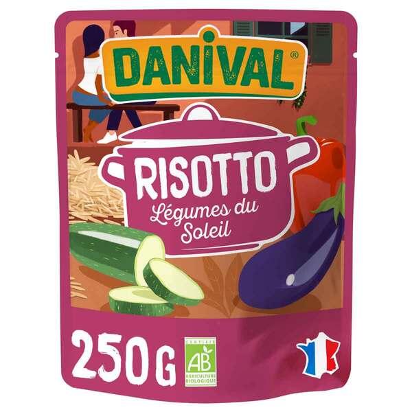 Danival - Risotto aux légumes du soleil - 250g