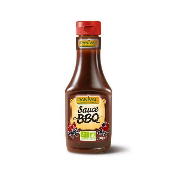 Danival - Sauce Barbecue - 330g