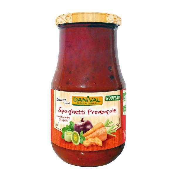 Danival - Sauce Spaghetti Provençale - 430g
