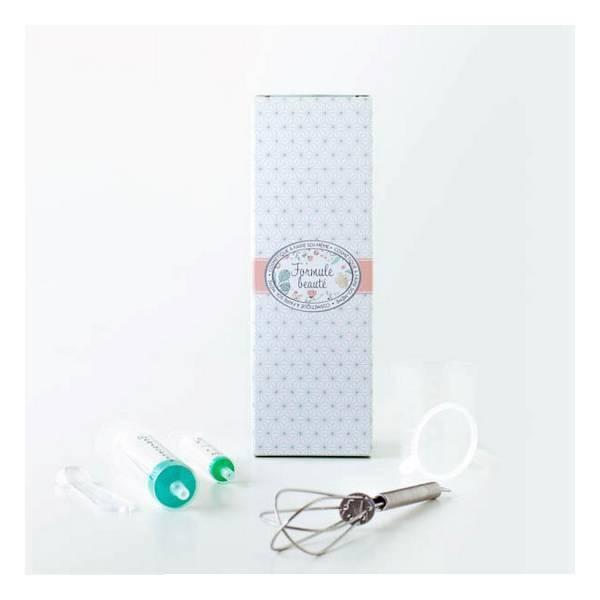 Formule beauté - Kit d'accessoires de fabrication cosmétiques maison