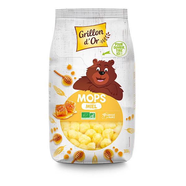 Grillon d'or - Céréales Mops au miel 300g