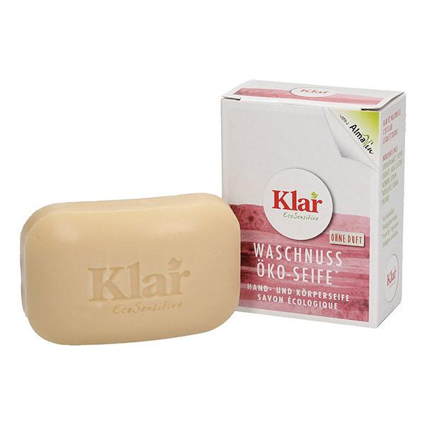 Klar - Savon aux noix de lavage eco Klar 100g