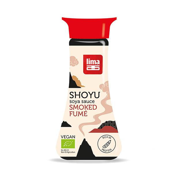 Lima - Sauce soja - Shoyu fumé 145ml