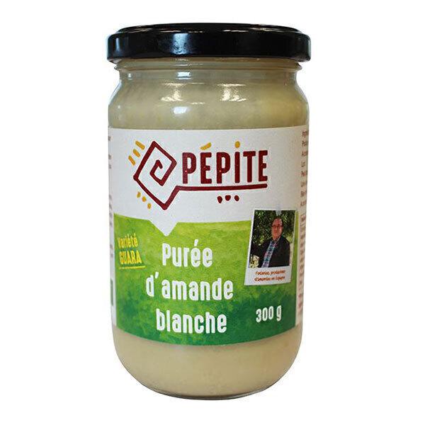 Pépite - Purée d'amandes blanches 300g