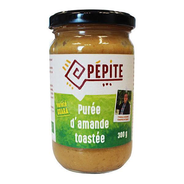 Pépite - Purée d'amandes toastées 300g