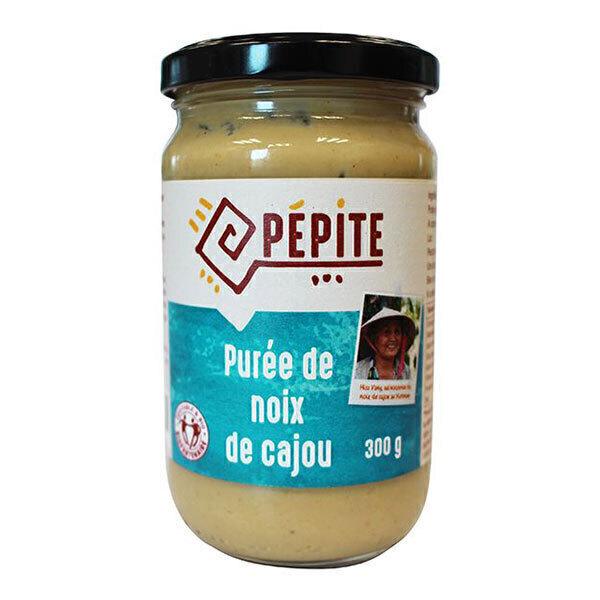 Pépite - Purée de noix de cajou 300g