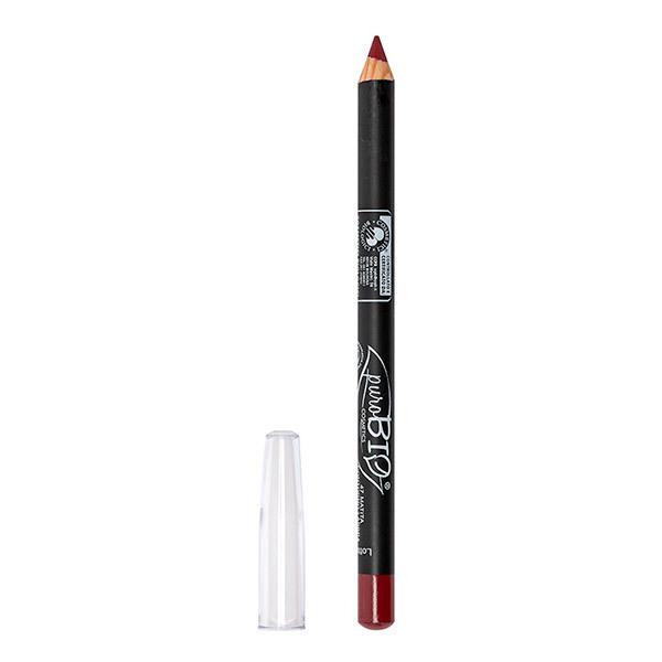 PuroBIO Cosmetics - Crayon à lèvres fin n°47 rouge pur