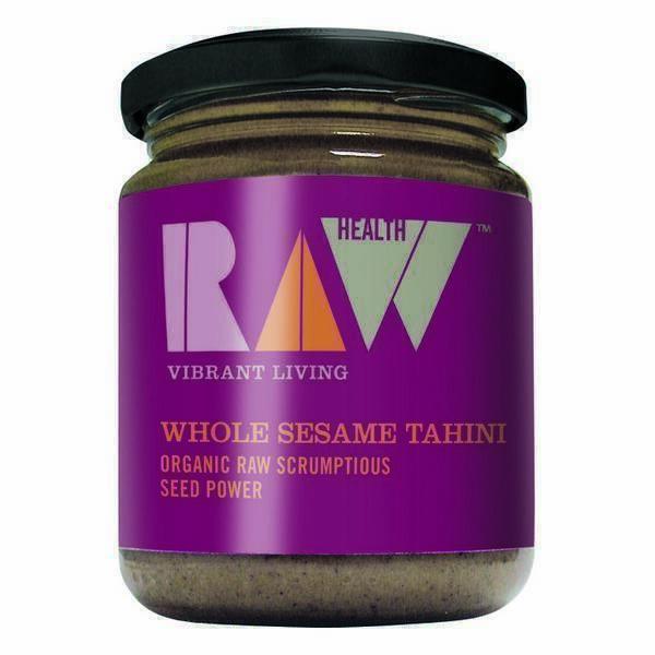 RAW HEALTH - Purée de sésame cru Tahini 170g