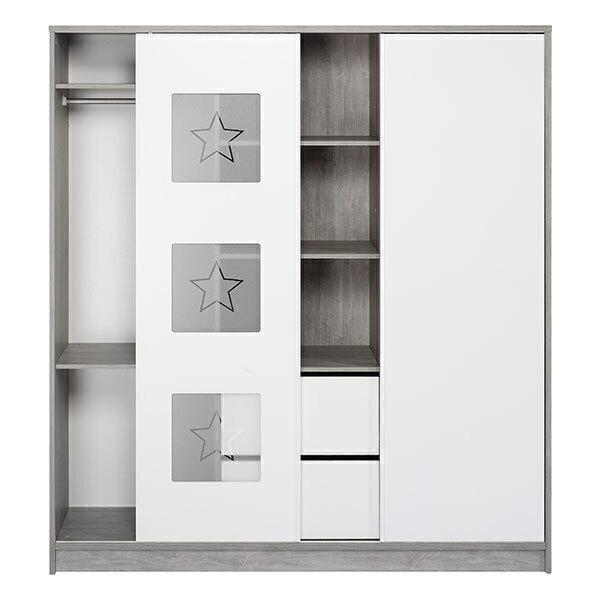 Schardt - Armoire 2 portes Eco Star