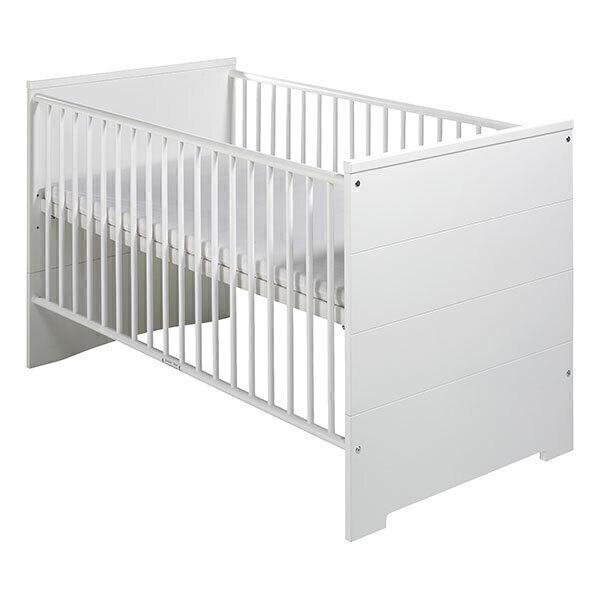 Schardt - Lit bébé évolutif Eco Stripe 70 x 140 cm